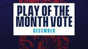 Vote for your Bears Play of the Month for December