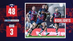Highlights: Bristol Bears 48-3 Bath Rugby