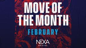 Vote for your Nexa Bristol Move of the Month for February