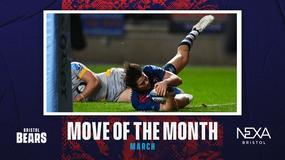 Piers O'Conor wins Nexa Bristol Move of the Month for March