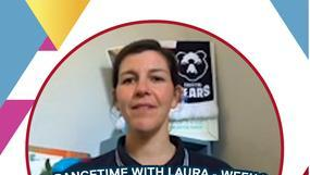 Dancetime with Laura - Week 2!