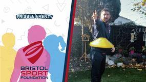 Frisbee Frenzy!