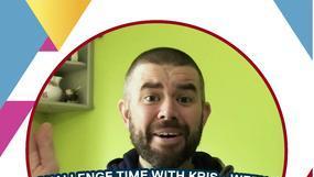 Challenge Time with Kris - Week 4