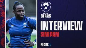 Video: Pam praises Bears' energy levels
