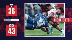 Highlights: Bristol Bears 36-43 Harlequins
