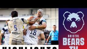 Highlights: Northampton Saints vs Bristol Bears