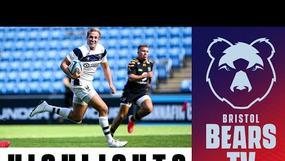 Highlights: Wasps Rugby vs Bristol Bears