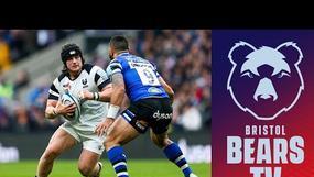 Highlights: Bath Rugby vs Bristol Bears