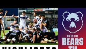 Highlights: Exeter Chiefs vs Bristol Bears