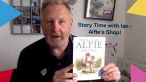 Story Time with Ian - Alfie's Shop