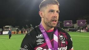 Attwood Reflects On Proud Night For Bristolians