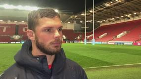 Video: Purdy reflects on narrow home victory