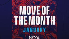 Vote for your Nexa Bristol Move of the Month for January