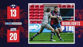 Highlights: Bristol Bears 13-20 Sale Sharks