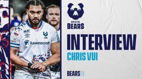 Vui urges Bears to raise the bar ahead of Exiles clash
