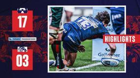 Highlights: Bristol Bears 17-3 Leicester Tigers