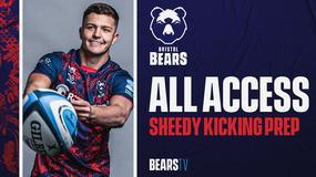 Bears All Access: Inside Callum Sheedy's kicking preparation