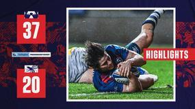 Highlights: Bristol Bears 37-20 Wasps Rugby