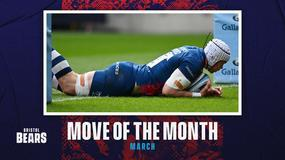 Vote for your Nexa Bristol Move of the Month for March