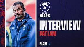 Video: Lam insists Bears will take lessons from defeat