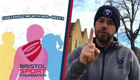 Challenge Time with Kris - Week 2!