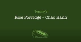 Vietnamese Rice Porridge
