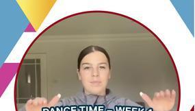 Dance Time - Week 4