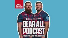 Bear All podcast: episode five available now