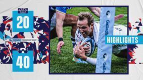 Highlights: Bath Rugby 20-40 Bristol Bears