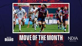 Vote for your Nexa Bristol Move of the Month for May