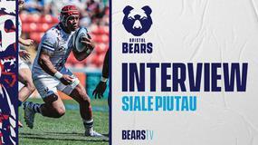 Video: Piutau proud of battling performance