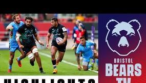 Highlights: Bristol Bears vs Zebre