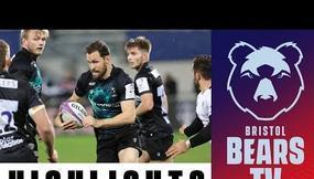 Highlights: Brive 0-36 Bristol Bears