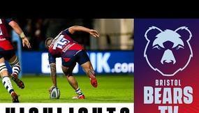 Highlights: Bristol Bears vs London Irish