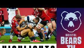 Highlights: Gloucester 24-33 Bristol Bears