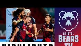 Highlights: Bristol Bears vs Northampton Saints