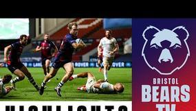 Highlights: Bristol Bears 22-25 Exeter Chiefs