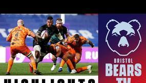 Highlights: Bristol Bears vs Dragons