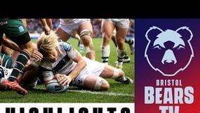 Highlights: Leicester Tigers vs Bristol Bears