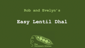 Rob and Evelyn's Easy Lentil Dhal