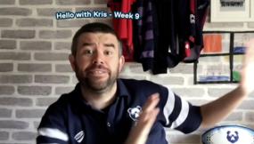 Hello with Kris - Week 9