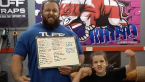 Ryan England Bodyweight Workout - Week 4!