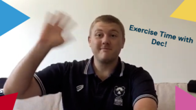 Exercise Time with Dec - Week 10