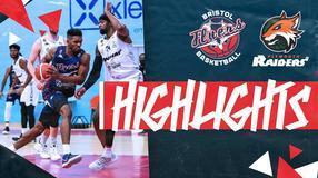 Highlights: Bristol Flyers 54-69 Plymouth Raiders