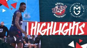 Highlights: Bristol Flyers 59-66 Manchester Giants