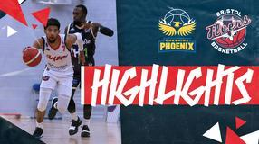 Highlights: Cheshire Phoenix 81-84 Bristol Flyers (OT)