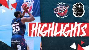 Highlights: Bristol Flyers 70-98 London Lions