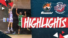 Highlights: Plymouth Raiders 87-65 Bristol Flyers