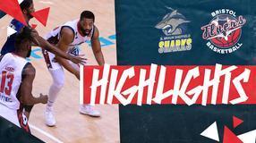 Highlights: Sheffield Sharks 82-79 Bristol Flyers