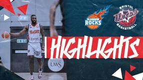 Highlights: Glasgow Rocks 79-87 Bristol Flyers